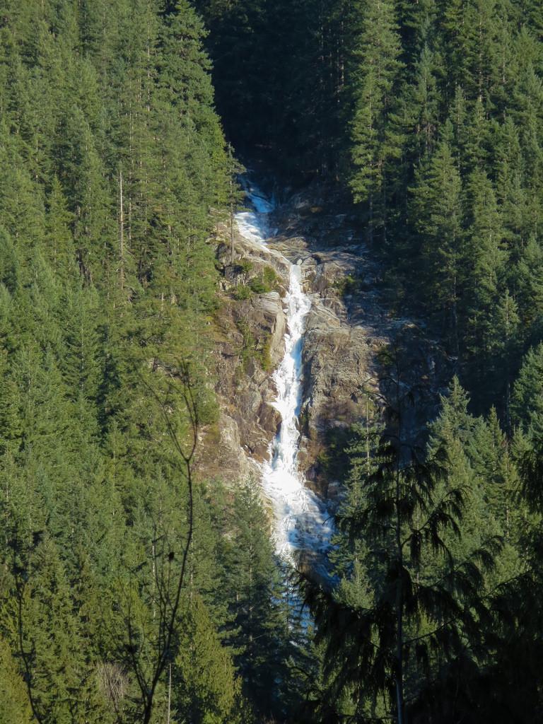 Frozen Swan Falls