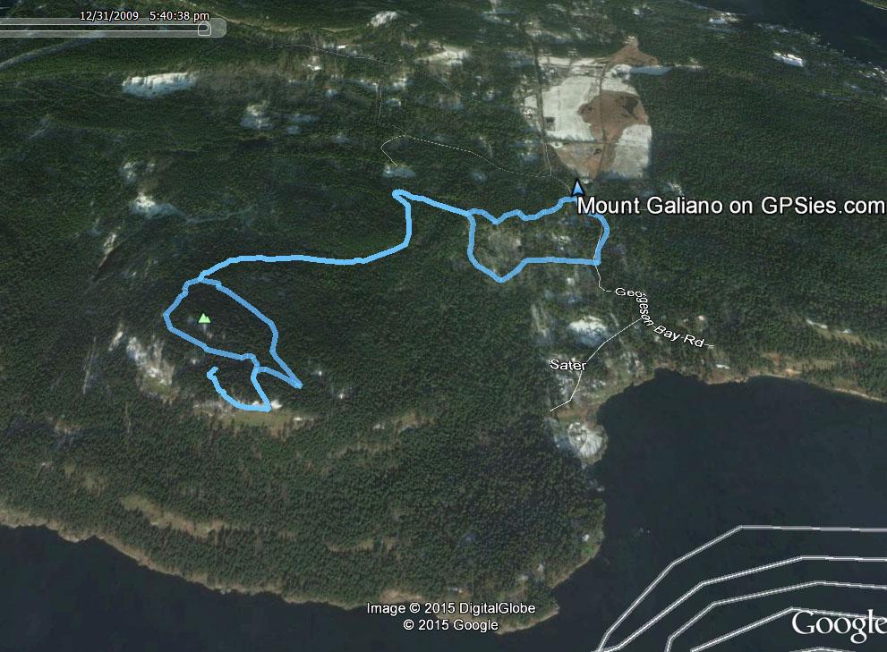 galiano route