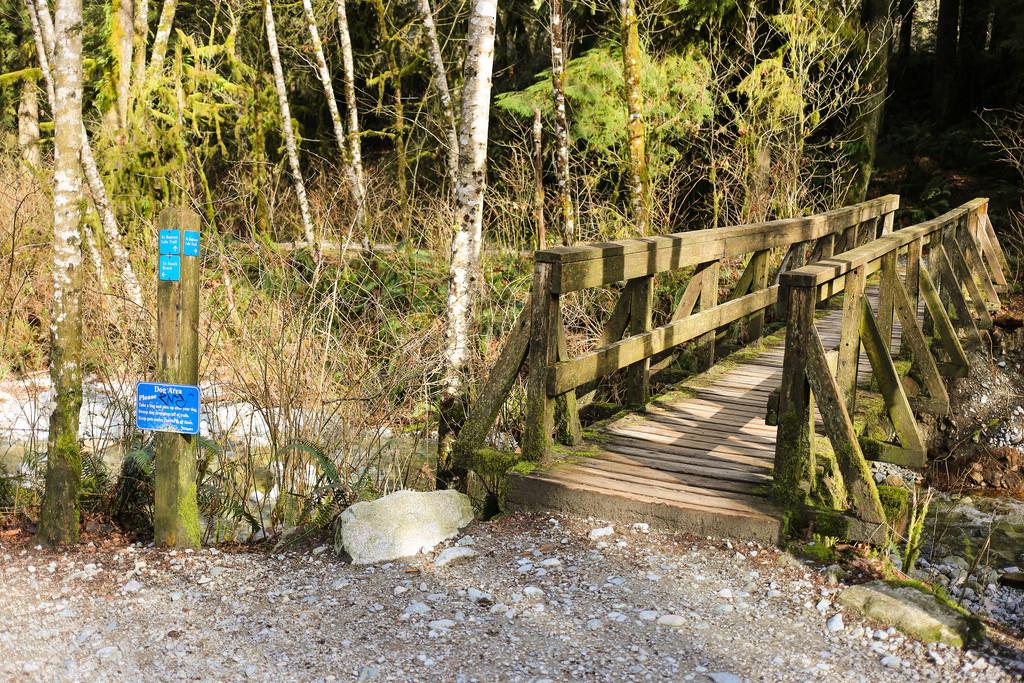 Buntzen Creek Bridge