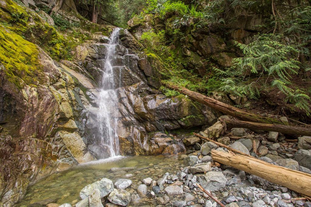Upper Swan Falls