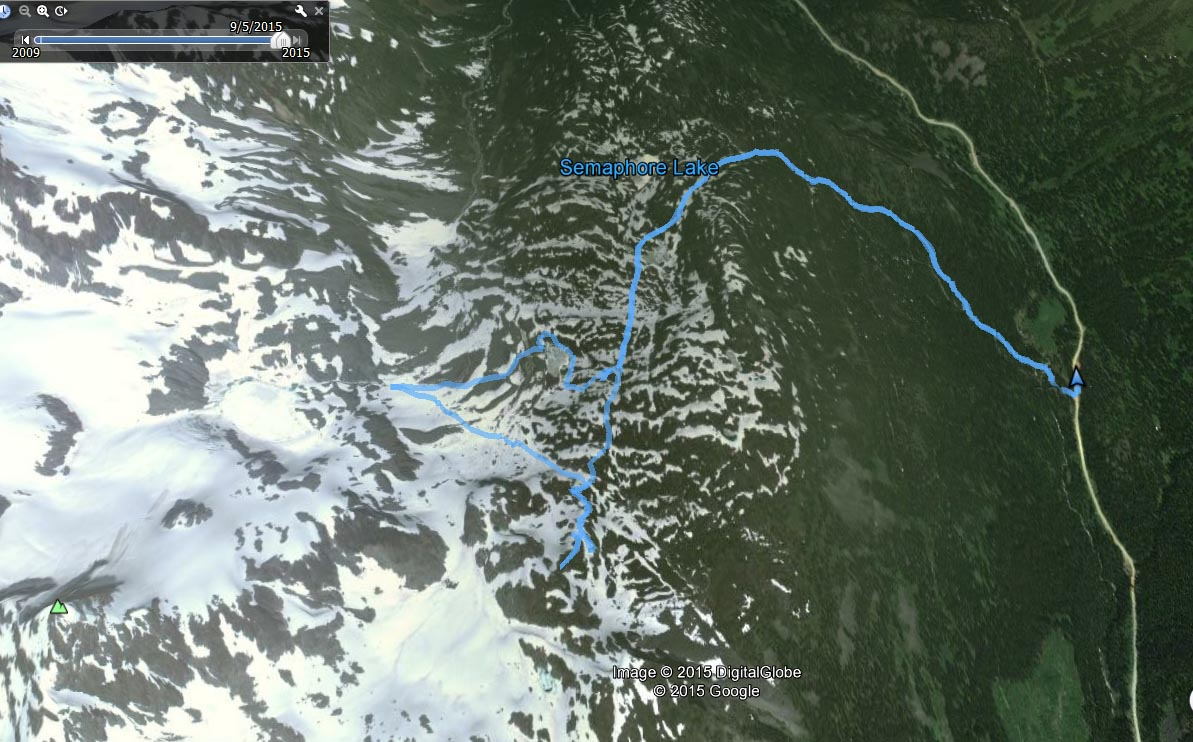 Semaphore route