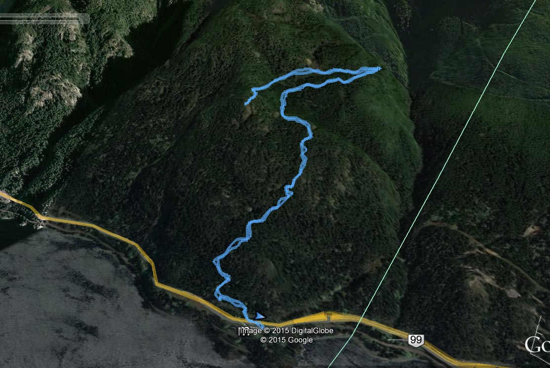 tunnel bluffs route