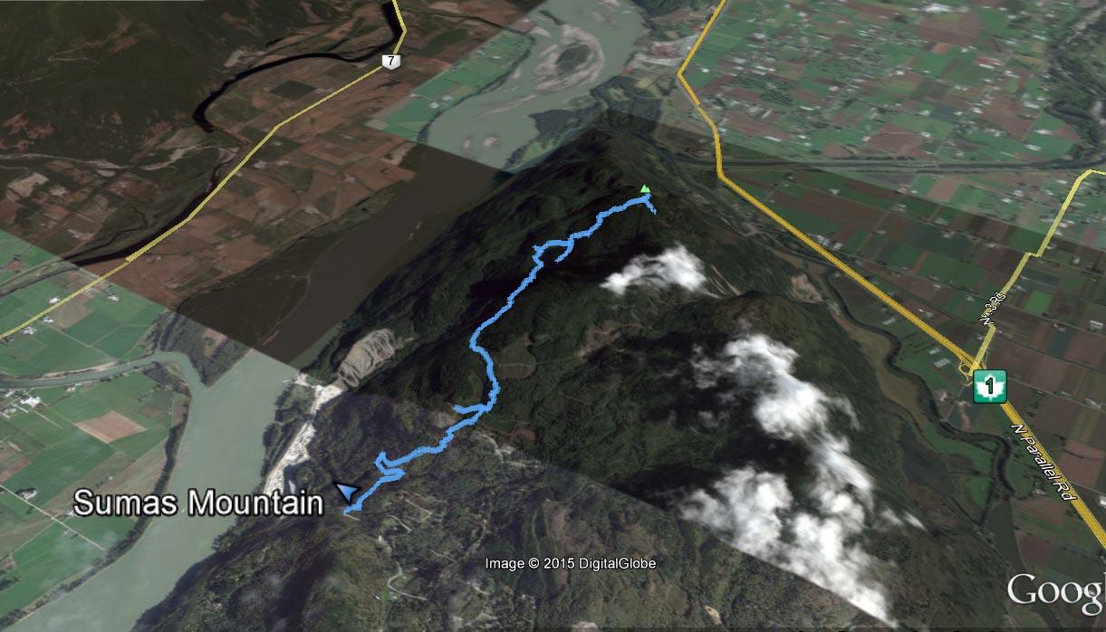 Sumas Mtn Hike