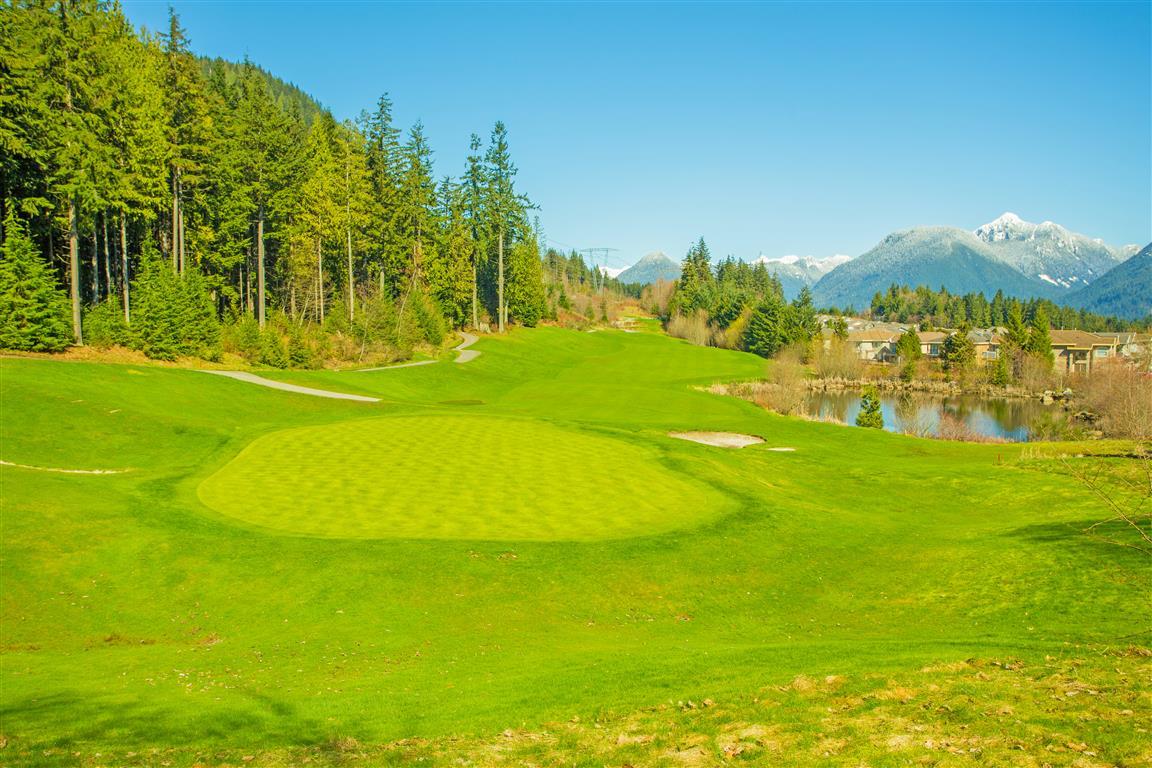 Westwood Plateau Golf Course