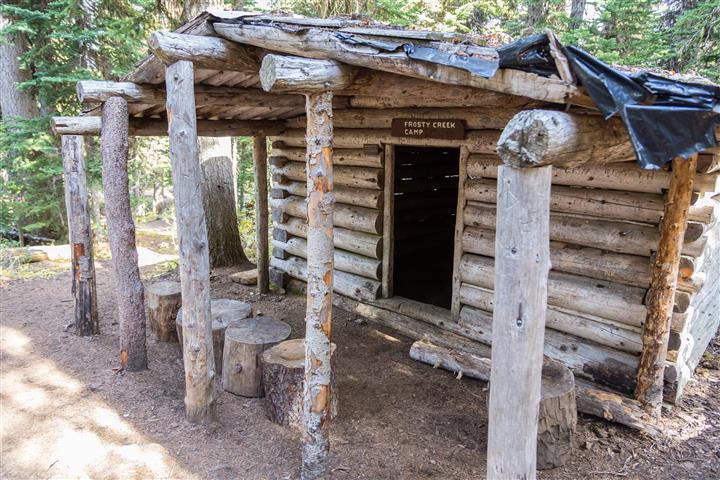 Frosty Creek Cabin