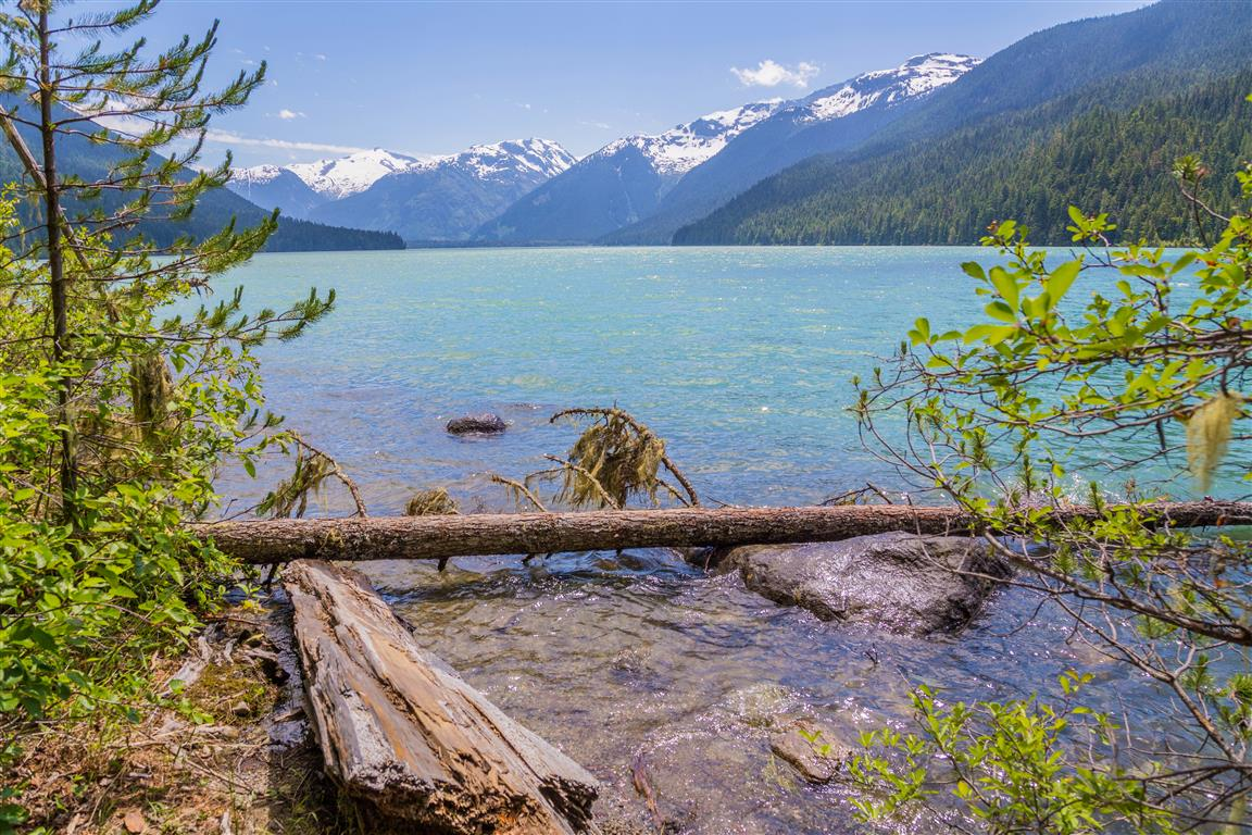 Cheakamus Lake 8