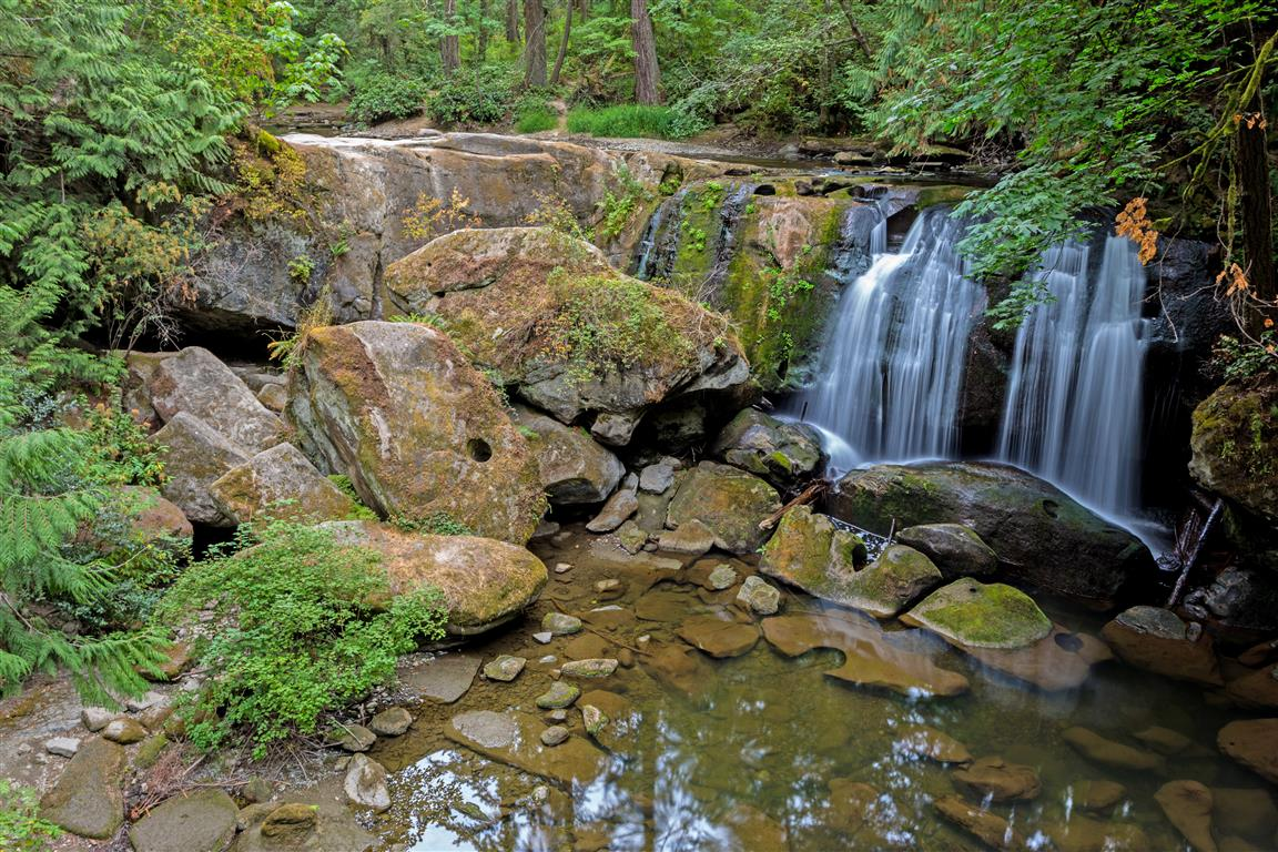 Whatcom Park Falls