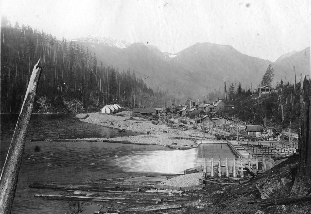 Tunnel Camp and Buntzen Lake