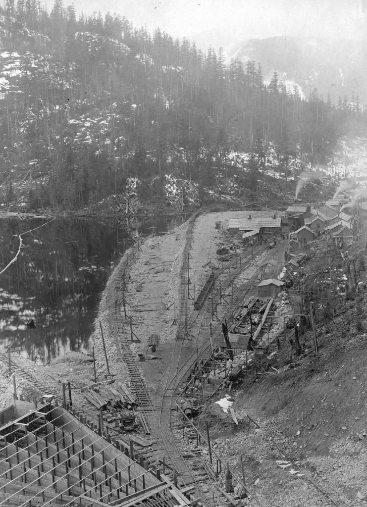Tunnel Camp and Buntzen Lake b