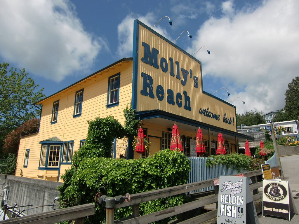 Molly's Reach, Gibsons
