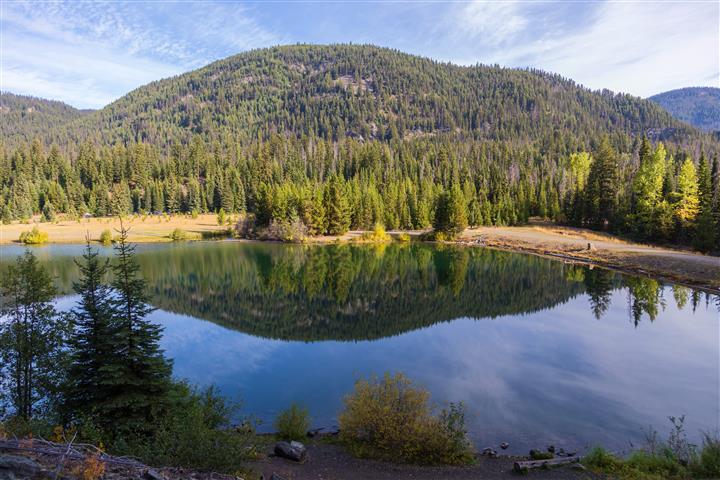 Lightening Lake