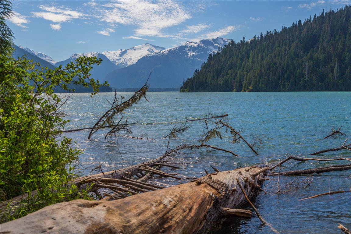 Cheakamus Lake 1