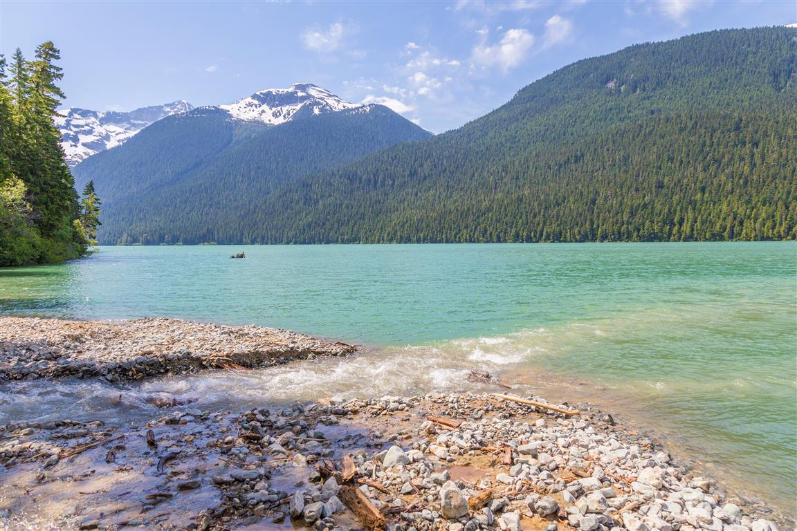 Cheakamus Lake 5